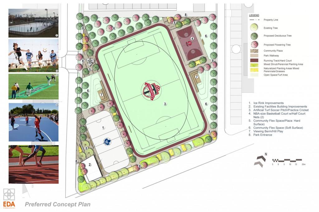 Concept-Plan Regent Park