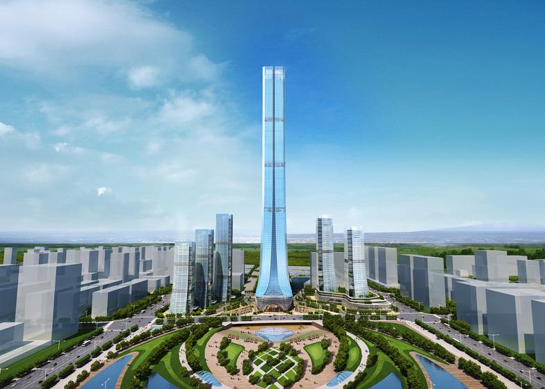 Jinan tower