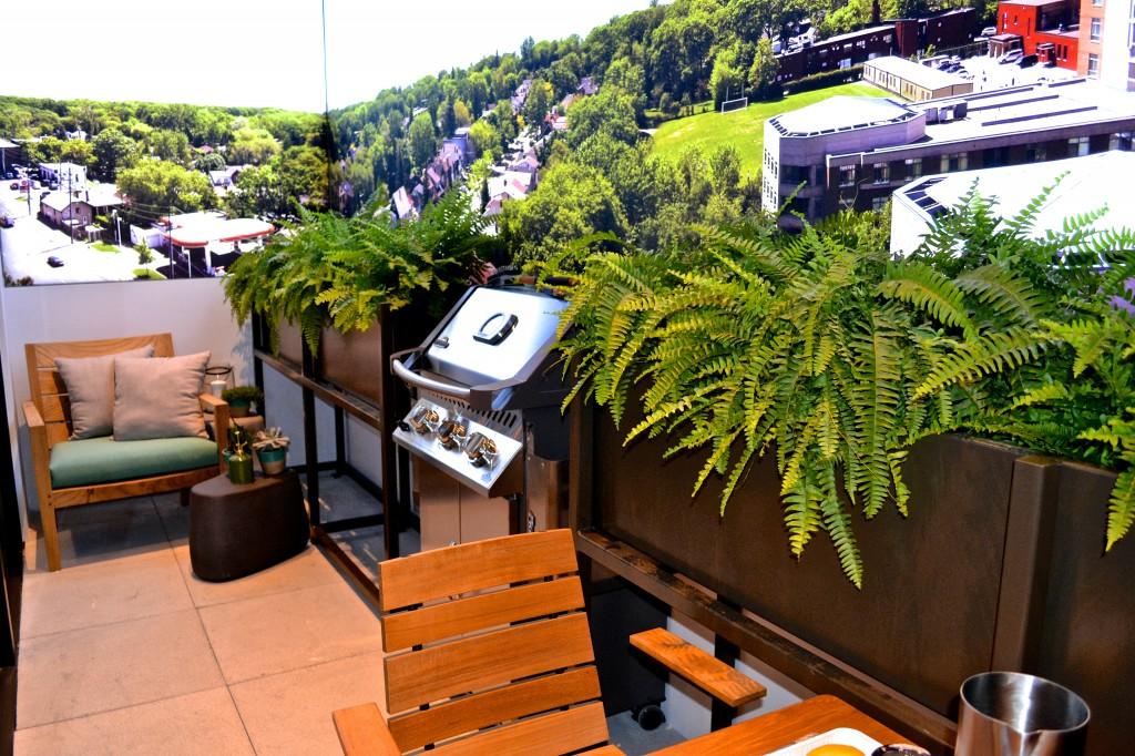 Kingston&Co model terrace