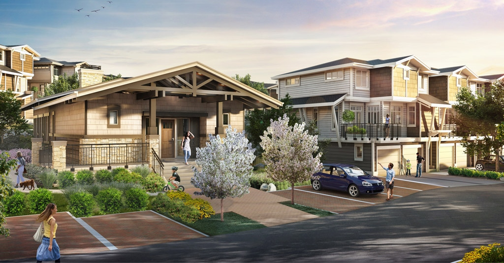 The Grove surrey townhomes