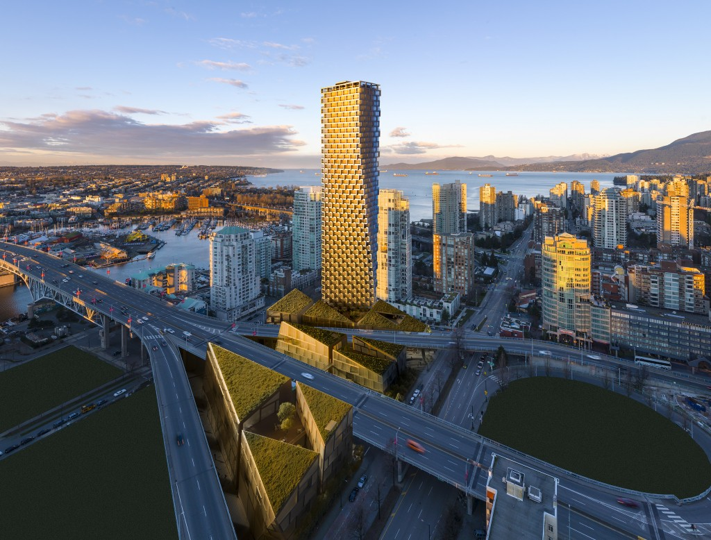 Vancouver House_Rendering