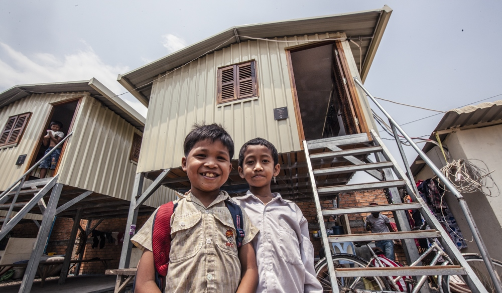 World Housing- Cambodia