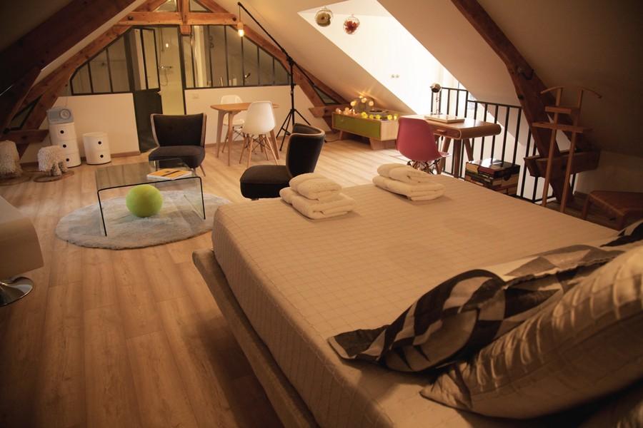 french attic