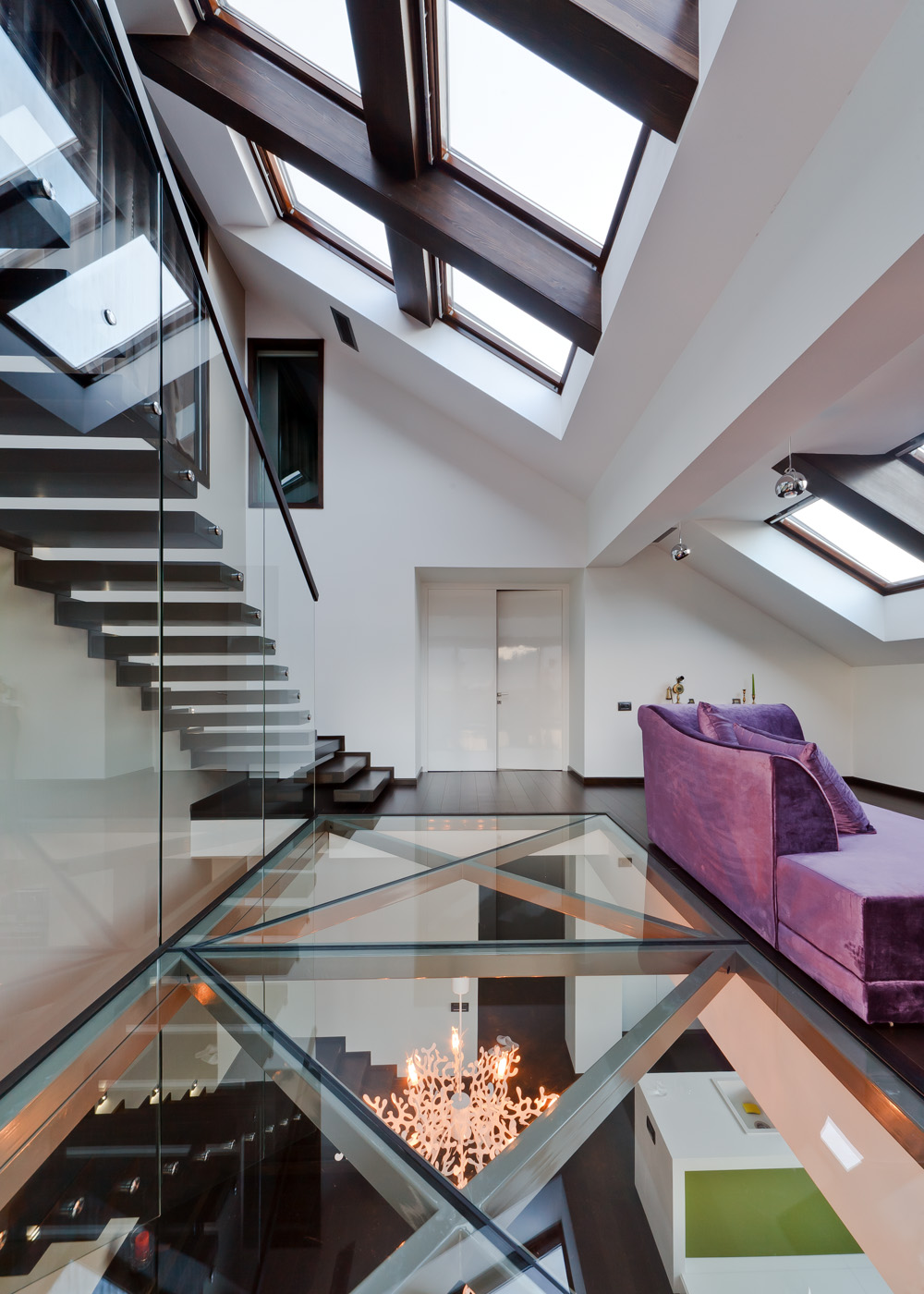 glass floors