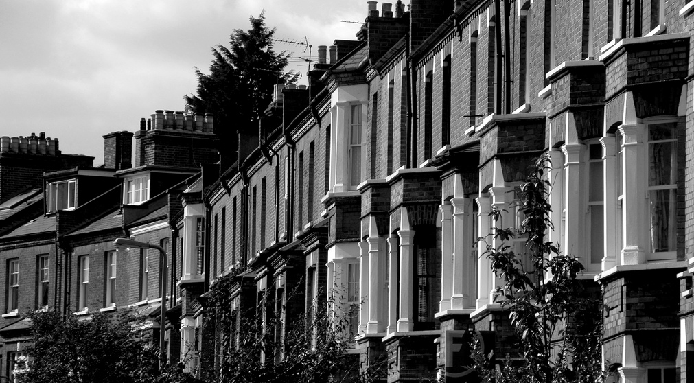 london terraced houses
