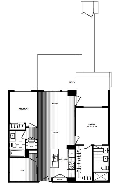 orizon on third floorplan 7