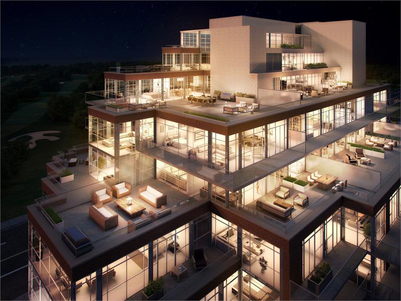 residences at the hunt club