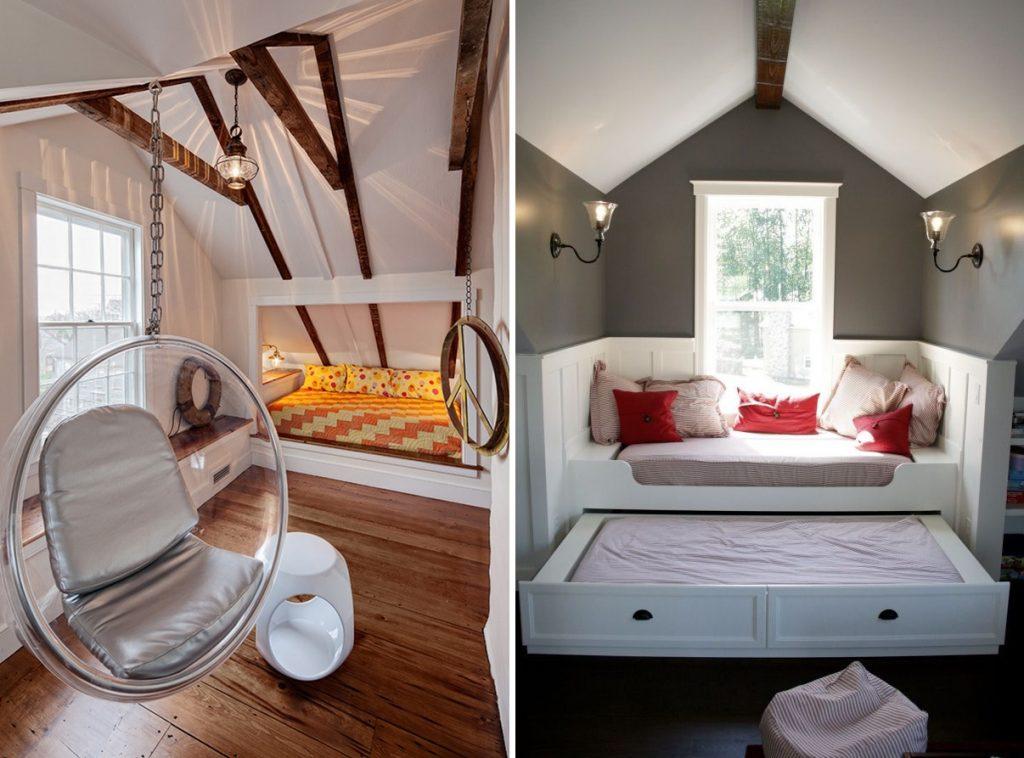small attics
