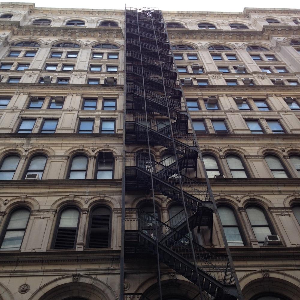108 Leonard facade 3