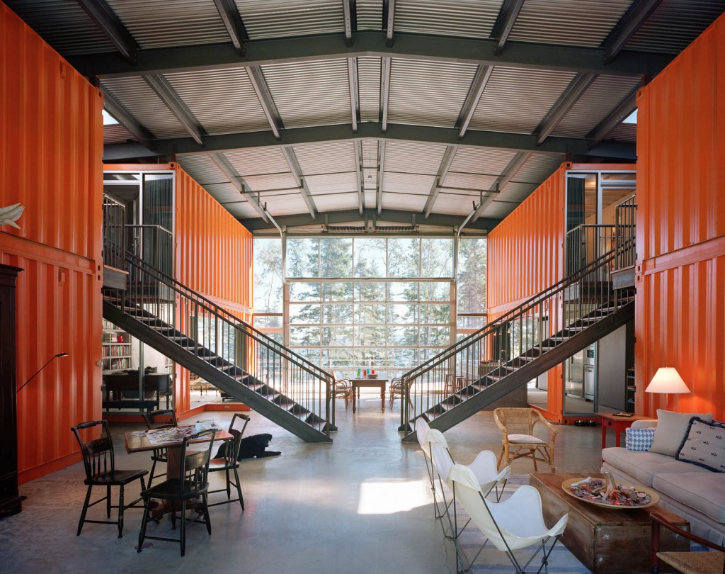 11 shipping container homes you 39 d happily pack yourself into - Building a new home ideas ...