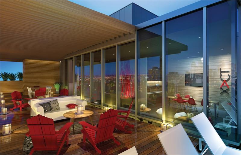 exact condos terrace