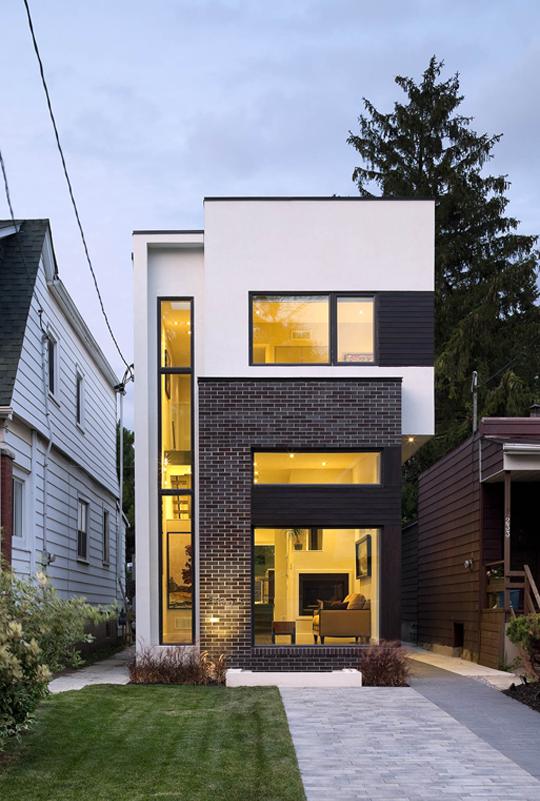 modern homes tour