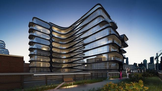 520 West 28th Street Zaha Hadid