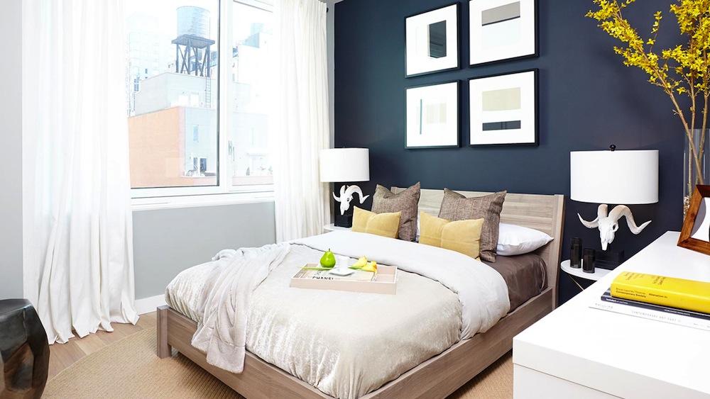 Cassa Residences 2nd bedroom