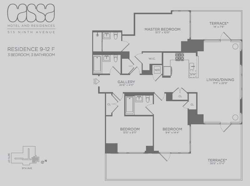 Cassa Residences 3BR fp