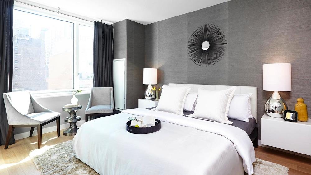 Cassa Residences bedroom