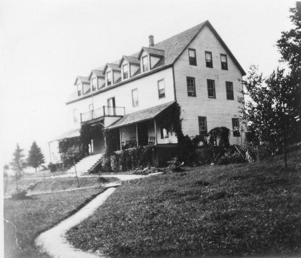 Deerhurst circa 1906