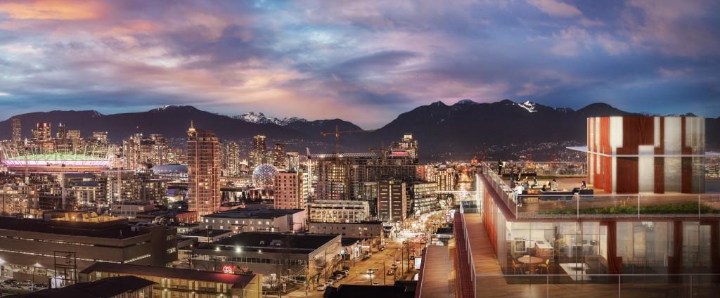 Focal Vancouver condos