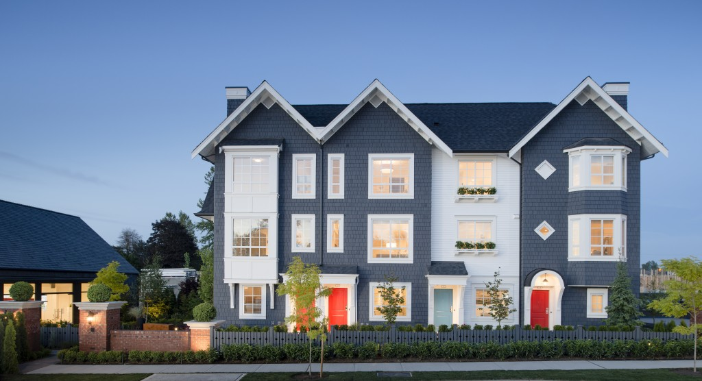 YORK townhomes langley