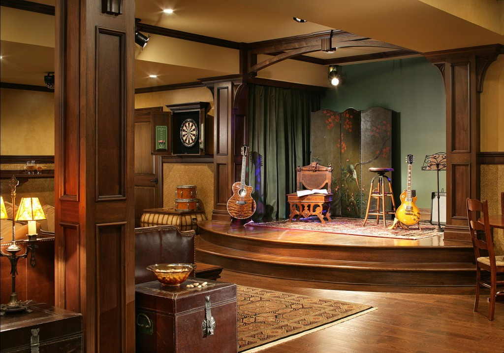 Get Down With The 9 Best Basements Ever