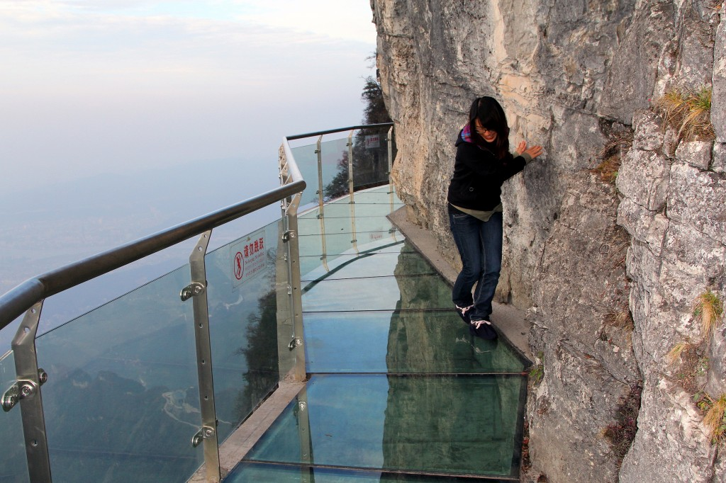 china skywalk
