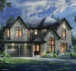 king's den exterior rendering