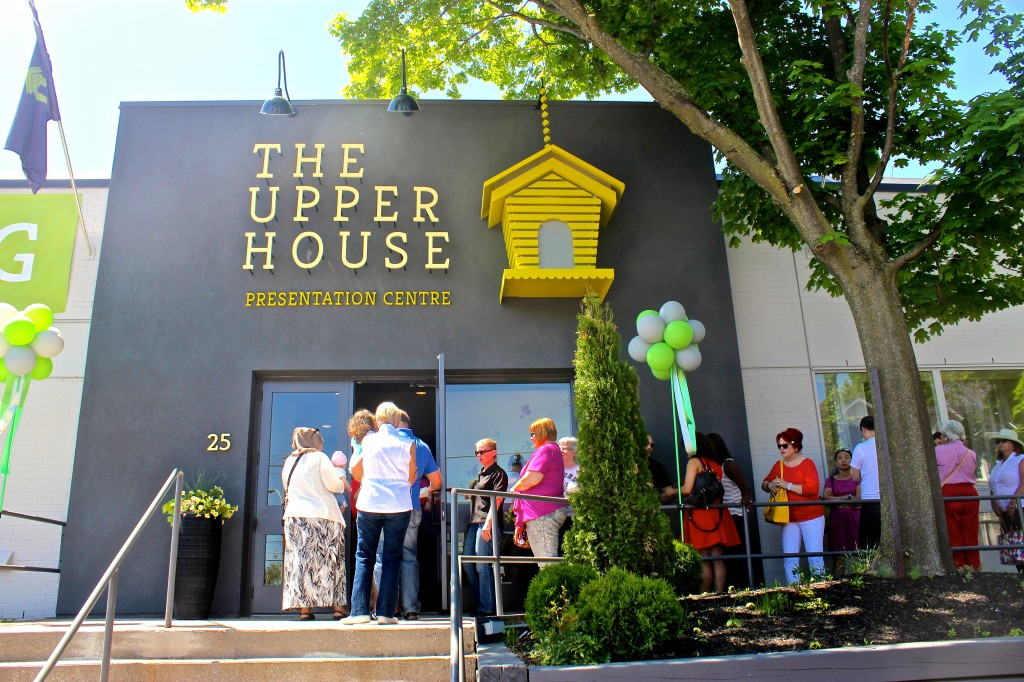 the upper house grand opening