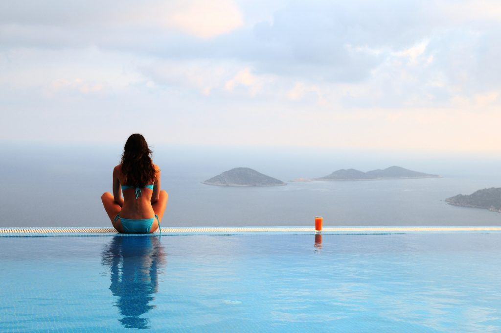 turkey infinity pool