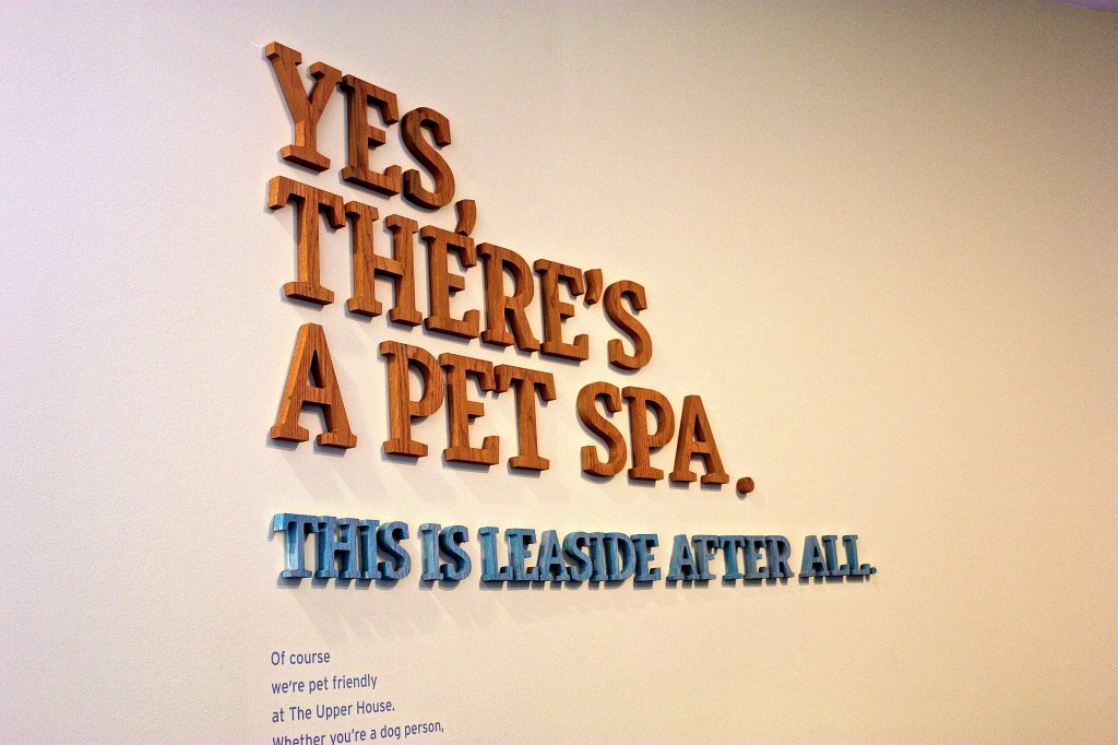 upper house pet spa