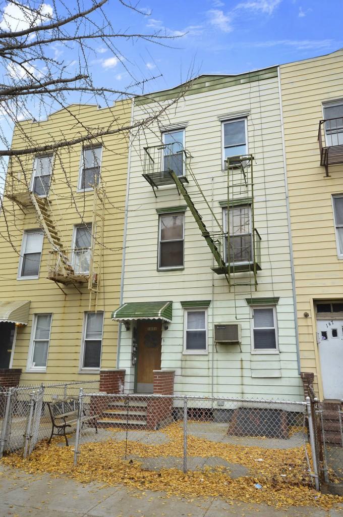185A Powers Street exterior