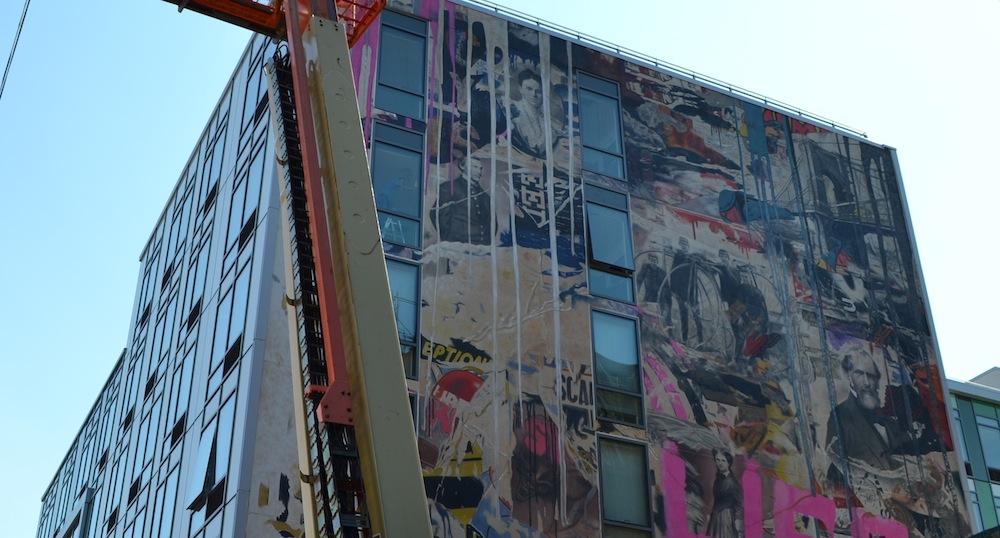 250N10 mural detail