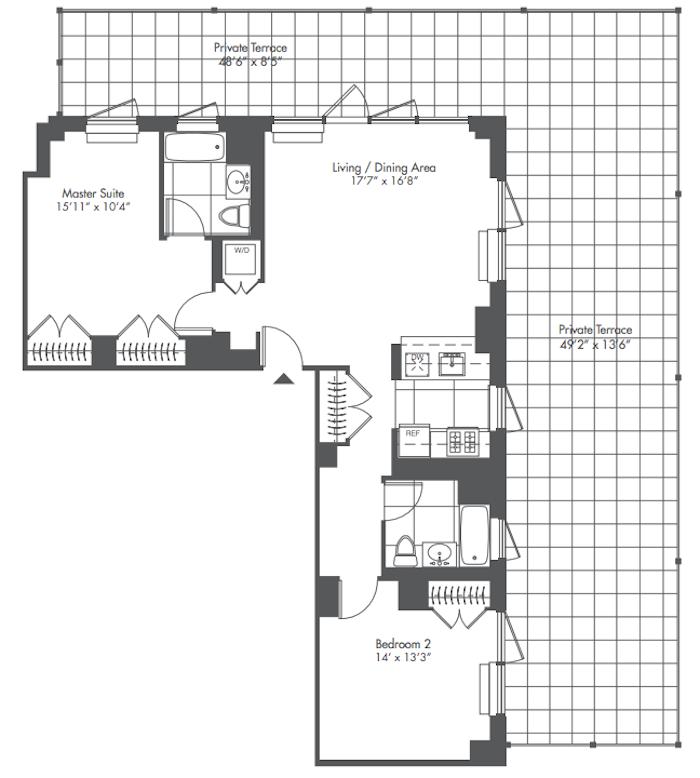 250n10 6th floor apt 7