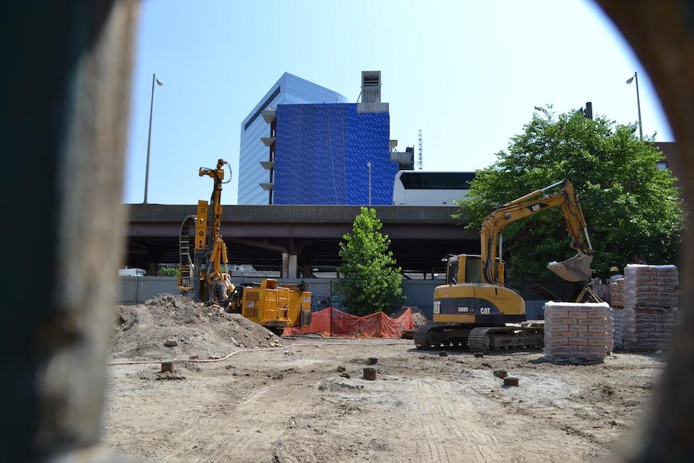 27-07 43rd Avenue construction