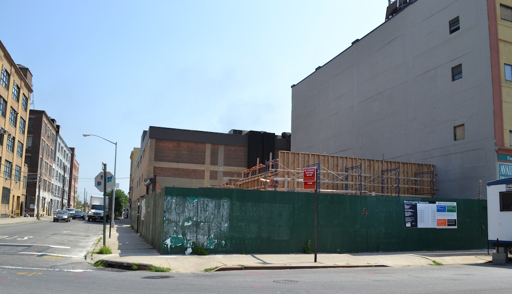 40-47 22nd Street lot