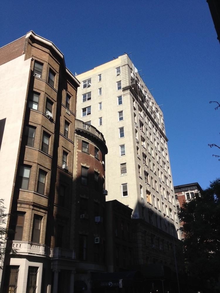 498 West End Avenue back