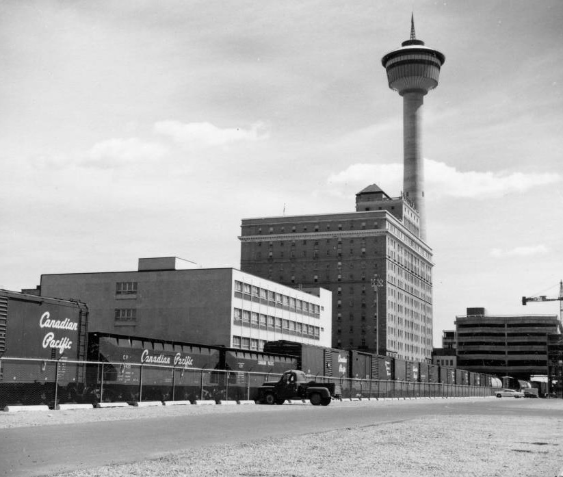 The Story Of Calgary S Most Famous Structure As Told Through