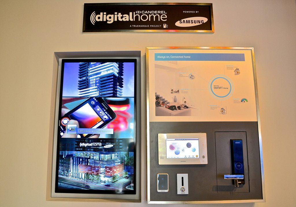 Canderel digital home
