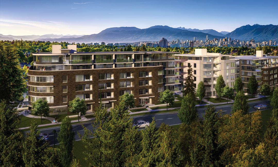 Empire at QE Park Vancouver condos