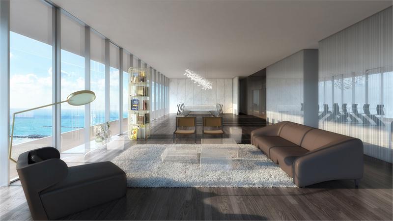 GLASS Miami interior