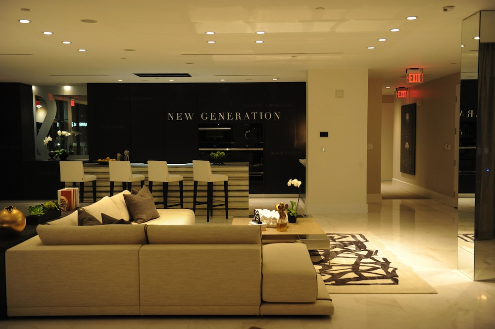 Muse sales center living space