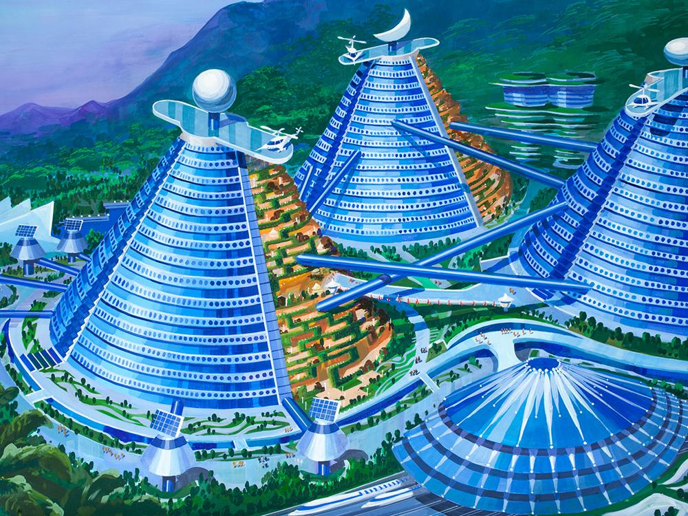 North Korean future architecture-2