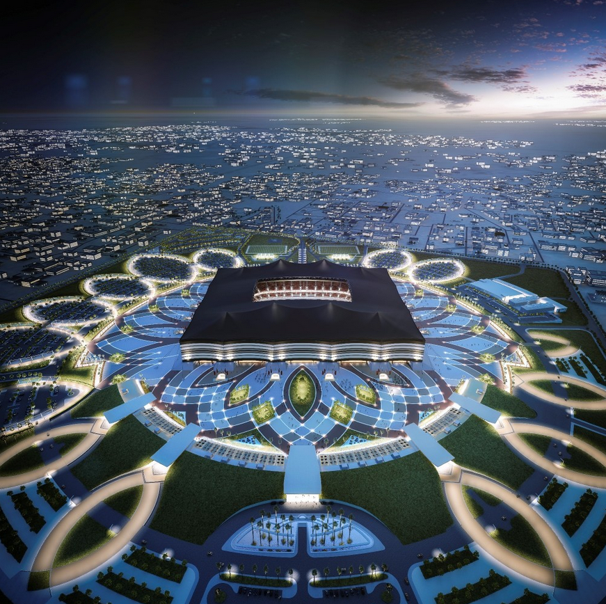 Qatar World Cup Stadium 3