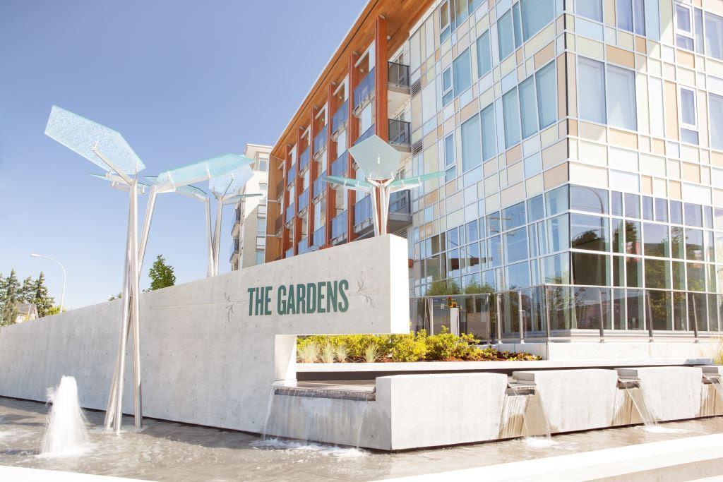 The Gardens richmond condos
