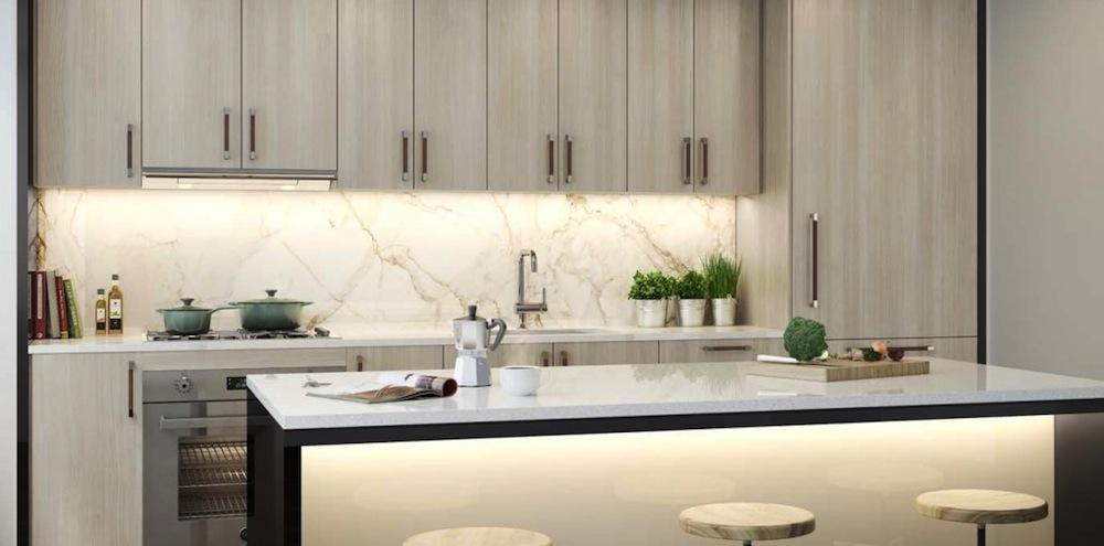 The Seymour kitchen