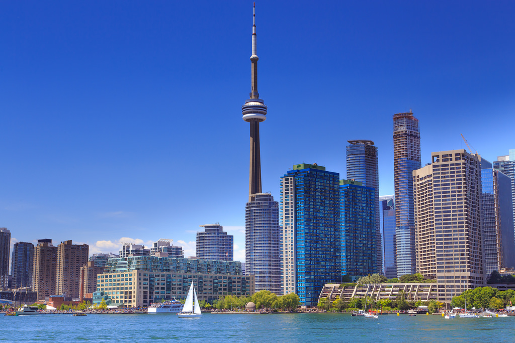 Toronto crime rate