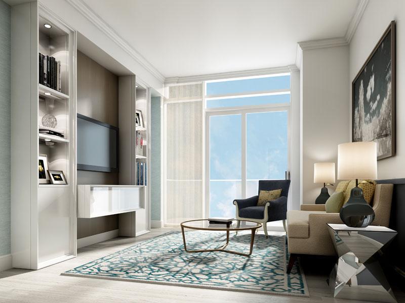 downtown erin mills condominiums suite rendering14