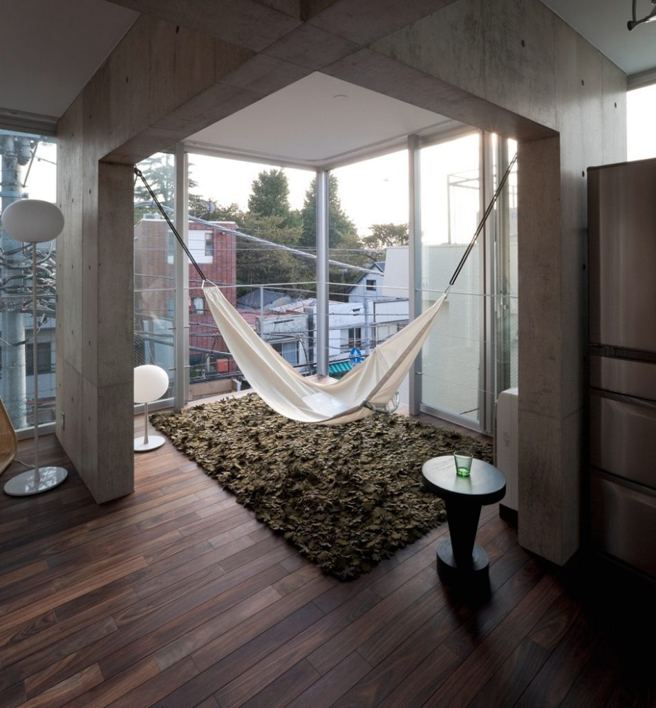 hammock apartment