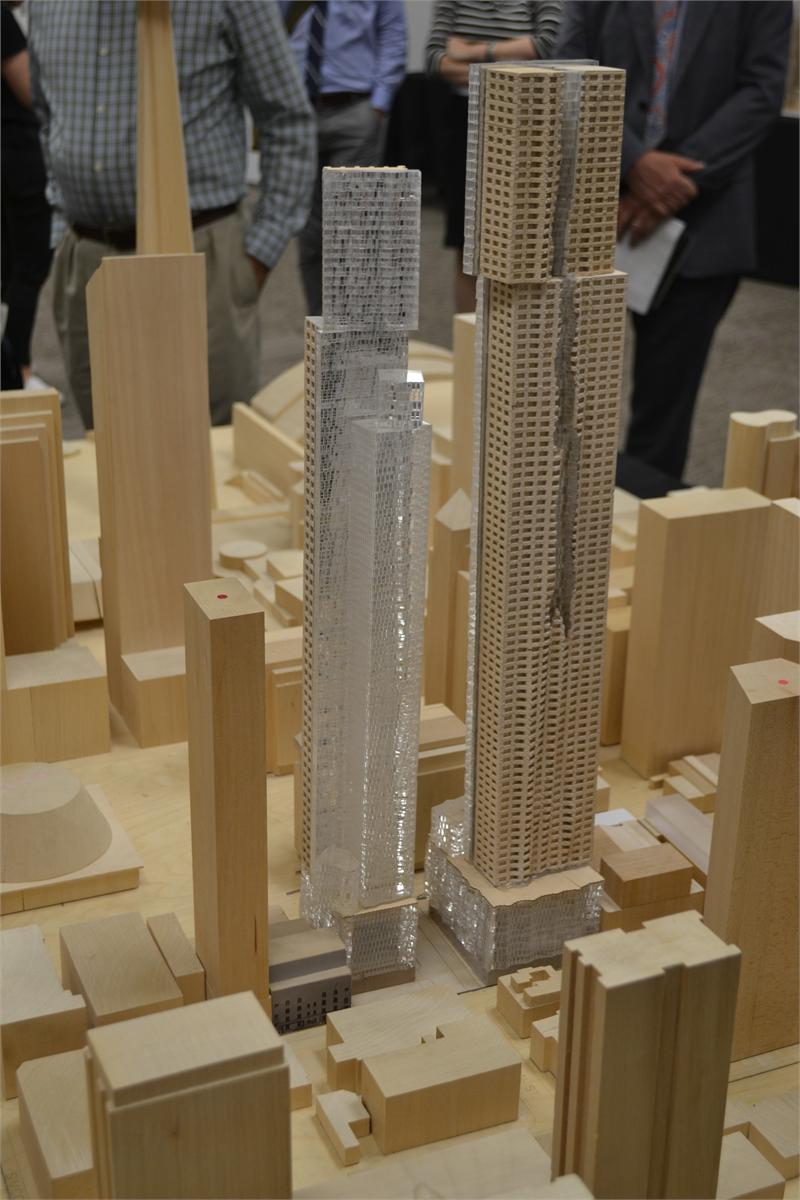mirvish gehry model