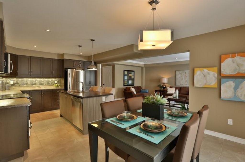 the wilson model living room