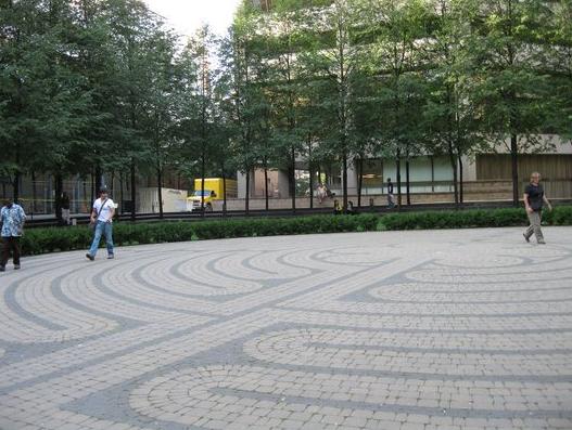 toronto public labyrinth